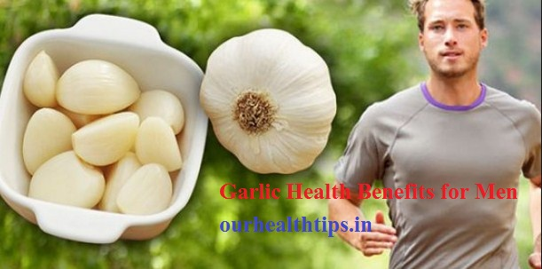 Garlic Health Benefits for Men