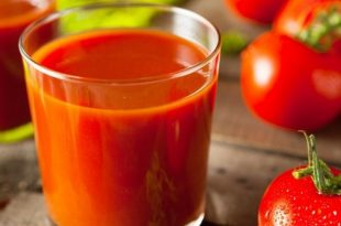News:Unsalted tomato juice can help lower your blood pressure and cholesterol Level