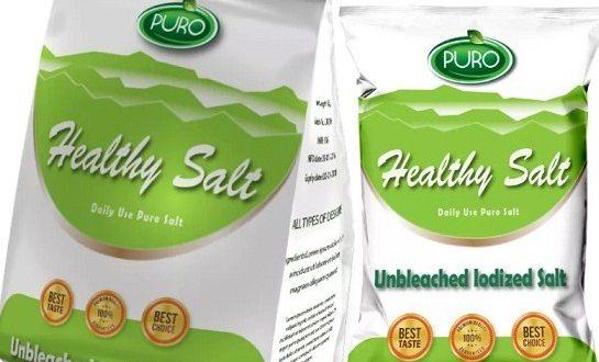 Puro Healthy Salt Benefits in Hindi