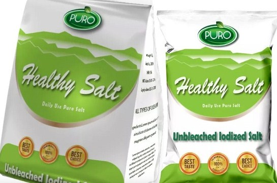 Puro Healthy Salt Benefits in Hindi
