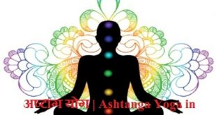 अष्टांग योग | Ashtanga Yoga in Hindi