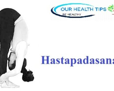 Hastapadasana Yoga(Standing Forward Bend)