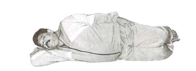 karawat shavasana