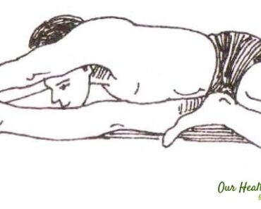 Janushirasana