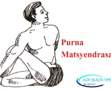 Purna Matsyendrasana Benefits and steps