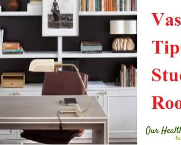 Vastu Tips of Study Room