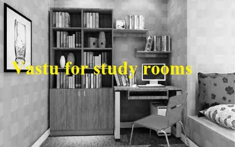 Vastu tips for study room