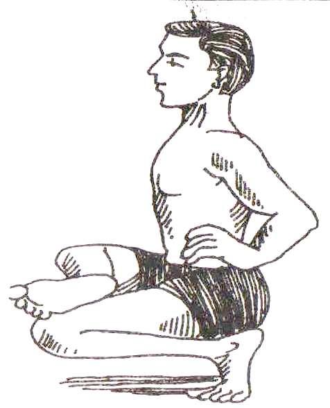 पादांगुष्ठासन की विधि | Padangusthasana Steps