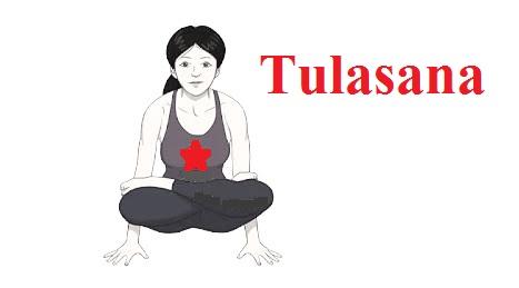 tulasana yoga  our health tips