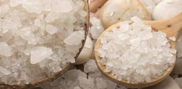 Sea Salt Benefits in Hindi