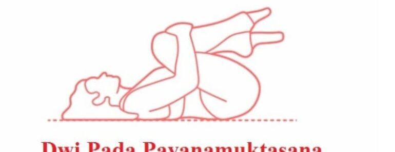 Dwi Pada Pavanamuktasana